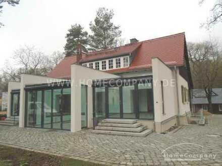 Neu sanierte repräsentative Villa an der Dresdner Heide!