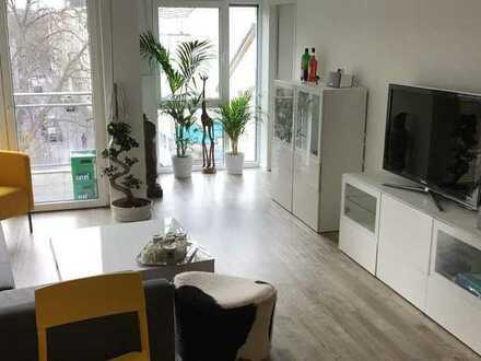 moderne 2-Raum Wohnung mit BALKON im Herzen der Bonner Altstadt