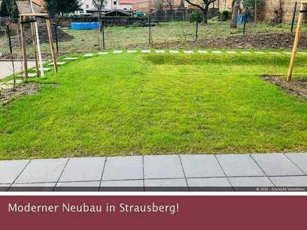 Exklusive Terrassenwhg im grünen Strausberg mit Garten! **ERSTBEZUG**