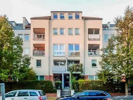 Attraktive vermietete Eigentumswohnung in ruhiger Wohnlage
