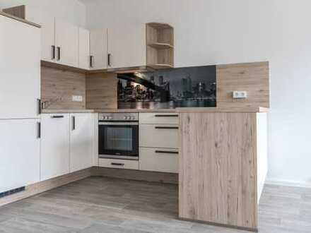 Neu sanierte Wohnung mit Einbauküche sucht Chefkoch!
