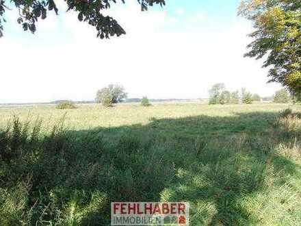 Baugrundstück für Einfamilienhaus unweit von Greifswald