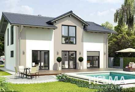 Hervorragendes Grundstück mit exklusivem Haus nach Ihren Wünschen