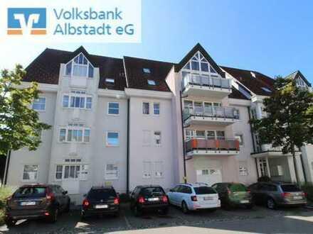 Zentrumsnahes 1-Zimmer-Appartement in Albstadt-Tailfingen