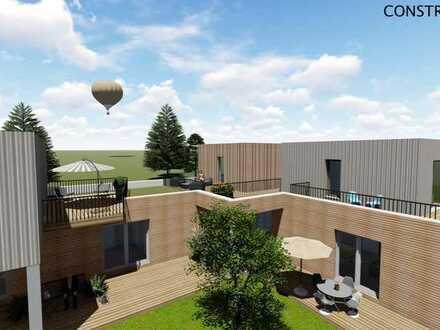 Penthouse mit riesen Dachterrasse im 1. Bauabschnitt!