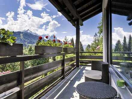 Schmuckstück - mit Terrasse, Balkon und Garten