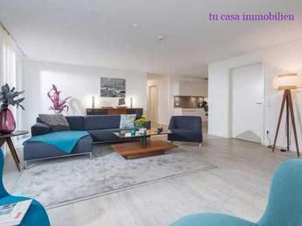 -RESERVIERT - Ihre private VIP-Lounge am Kurplatz - Domizil der Extraklasse mit 42 qm Dachterrasse!