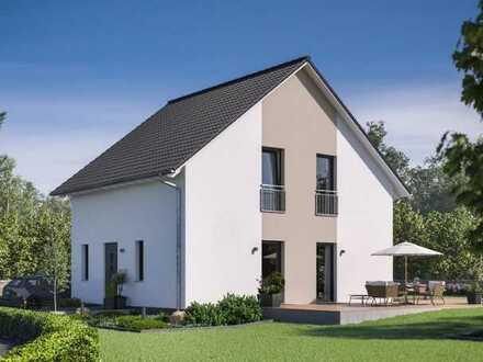 KfW -55 Einfamilienhaus Kompakt und clever geplant