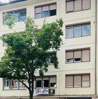 Kapitalanleger aufgepasst//3-Zimmer-Balkon Zentrumsnähe//Renovierte Wohnung