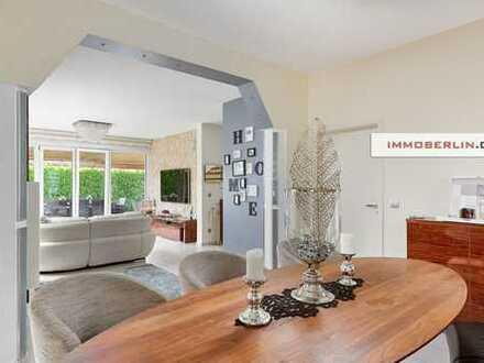 IMMOBERLIN: Komfortables Einfamilienhaus mit Südwestgarten