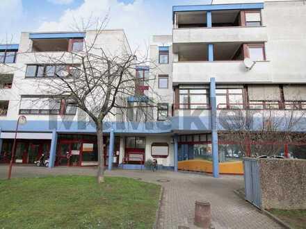 Wohnen im grünen Speyerer Süden: Gepflegte 5-Zi.-ETW mit TG-Stellplatz