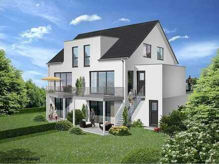 Rohbau erstellt! Hohe Bau- und Lebensqualität mit Ihrer Doppelhaushälfte in Herrenberg-Mönchberg