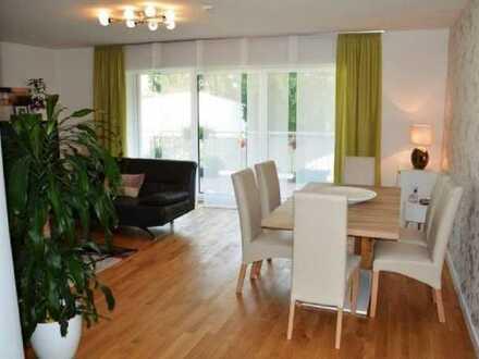 3-Zimmer-Wohnung mit allem, was Sie brauchen, eingerichtet
