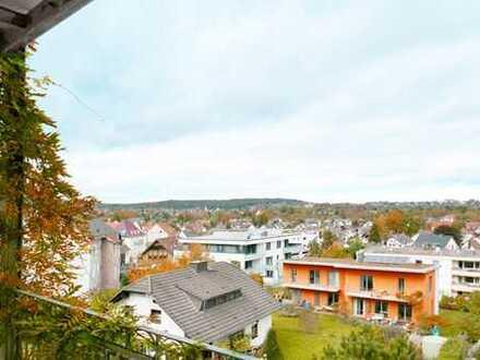 Kassel-Kirchditmold: Freie 4 Zimmer-Wohnung mit 2 Balkonen..