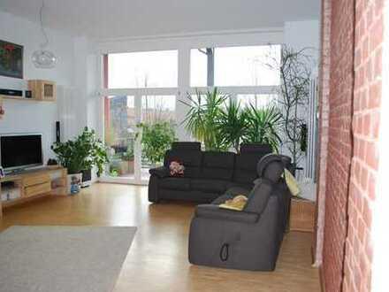 Geschmackvolle 3,5-Zimmer-Wohnung mit Loft-Charakter - barrierefrei!