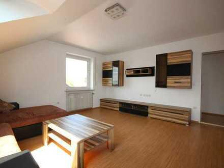 Katip | teilmöblierte 2-ZKB Dachgeschosswohnung in Klosterlechfeld *mit Stellplatz