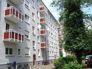 Sonnige 4 Zimmer ETW mit Balkon Südweststadt / vermietet