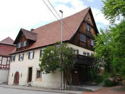 Ausbauhaus mit Denkmalschutz in Weissach im Tal