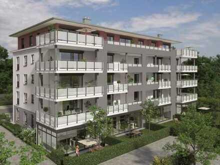 Wohnen am Rottufer - Moderne 2-Zimmer-Wohnung mit EBK in Eggenfelden