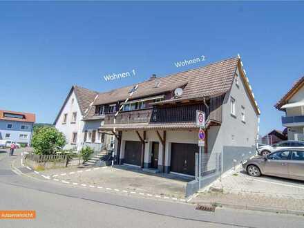 Leben in Bollschweil, nahe Freiburg I linke Hausseite_Wohnen Nr. 1