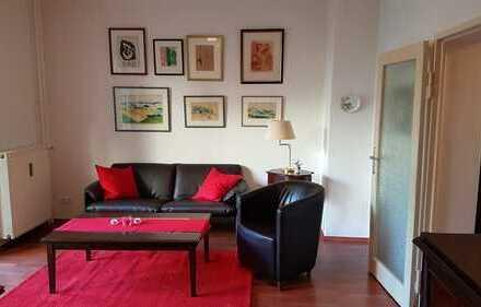 Sonnige vollmöblierte Wohnung in Berlin-Spandau