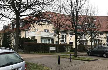 Freundliche 2,5-Zimmer-Erdgeschosswohnung in Ahrensburg