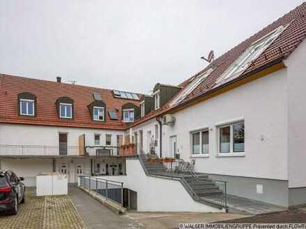 WALSER: Haus-im-Haus: Erstbezug nach Renovierung im Herzen der Hallertau!