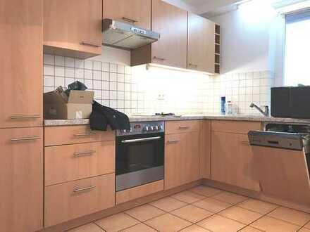 Großzügige 2,5 ZKB- Maisonette Wohnung in der Innenstadt