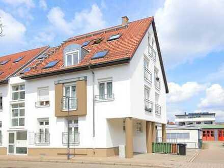 Helle, gut geschnittene Zwei-Zimmer-Wohnung - Bühl City