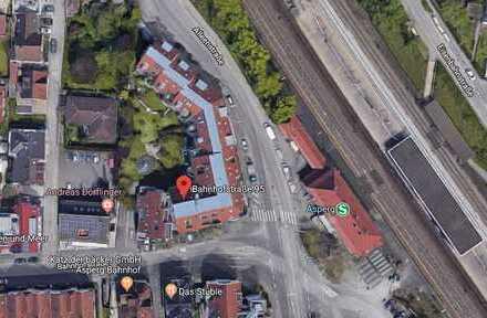 Tiefgaragen-Stellplatz in Asperg gegenüber S-Bahn zu vermieten
