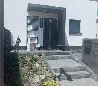 Geräumiges Wohnhaus im Bauhausstil in Bad Kreuznach (Kreis), Roxheim
