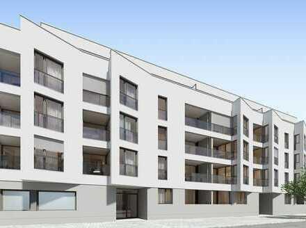 2-Zimmer-Neubau in begehrter Wohnlage von Augsburg