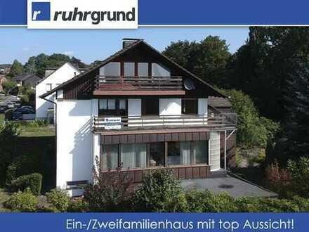 Großes Ein-/ Zweifamilienhaus in beliebter Lage von Schwerte!
