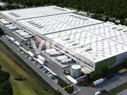 WGK | LOGISTIK | 12,2 m UKB | RAMPE | 8.000 - 60.000 m² | VIDAN REAL ESTATE