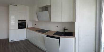 Renovierte 3-Zi-Wohnung mit EBK auf Zeit