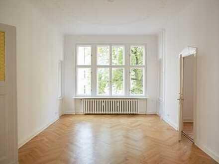 bezugsfreie sehr schöne 5 zi-whg im bayrischen viertel mit balkon u. aufzug