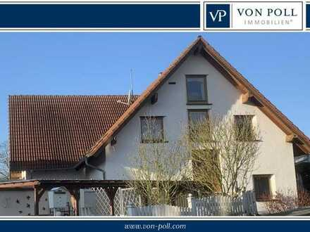 Kleine 2-Zimmer Eigentumswohnung als Kapitalanlage oder Selbstnutzung in wunderschöner Feldrandlage