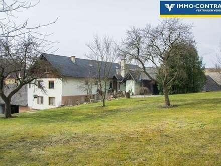 Bauernhaus Landidylle