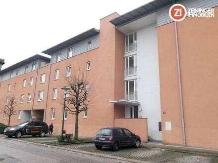 !Provisionsfrei! Geförderte 82,59 m², 3-Zimmer-Whg. in Eferding inkl. TG-Platz