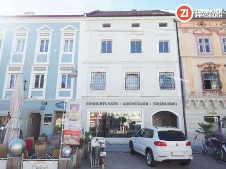Preiswerte Wohnung am Eferdinger Stadtplatz