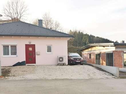 """Bungalow """"Joy 115"""" - Musterhaus in Ziegelmassiv-Bauweise ca. 115 m²"""