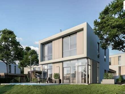 Villa Lento - VILLENPARK EICHGRABEN - EXKLUSIVES WOHNEN IM WIENERWALD - Provisionsfrei