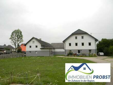 Mehrparteienhaus mit 891 m² Wohnfläche und 4454 m² großem Grundstück