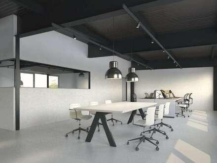 PROJEKT LXHausen: Büro - Loft - Ausstellung - Hallen