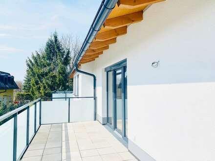 Bergheim - Platz für die ganze Familie: 4- Zimmer Mietwohnung mit sonniger Terrasse