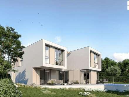 Villa Walküre - VILLENPARK EICHGRABEN - EXKLUSIVES WOHNEN IM GRÜNEN - Direkt vom Bauträger