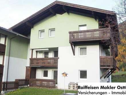 Terrassenwohnung mit Allgemeingarten in Lesach/Kals