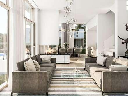 Villa Marcato - VILLENPARK EICHGRABEN - EXKLUSIVES WOHNEN IM WIENERWALD - Direkt vom Bauträger