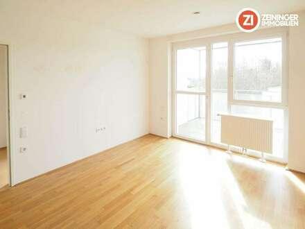 PROVISIONSFREI - geförderte Senioren-Wohnung in Hagenberg inkl. Balkon