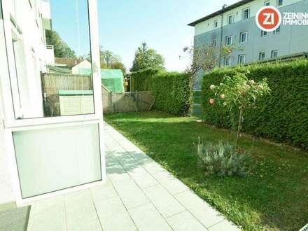 !Provisionsfrei! Geförderte 3-ZI-Whg. mit TG und großem Garten